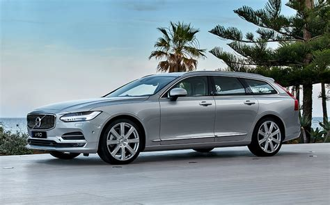 What Is The Meaning Of Upholstery First Drive Review 2016 Volvo V90 Estate
