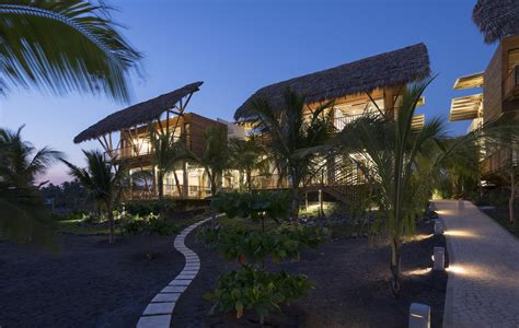 gallery of guatemala beach house christian ochaita