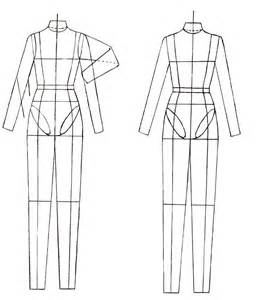 Fashion Sketch Template by 87 Best Images About Drawing Croquis Templates On
