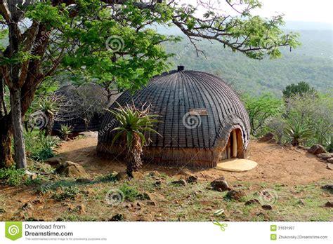 isangoma house in shakaland zulu in kwazulu natal