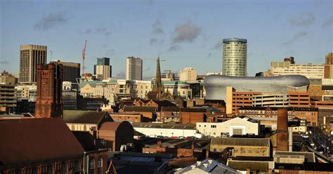 Of Birmingham Mba by Stacey Barnfield Birmingham Becoming A City With