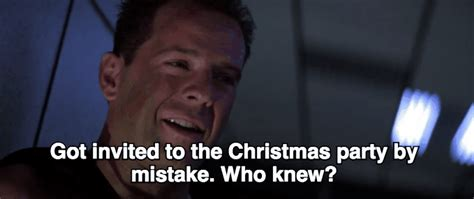 Die Hard Meme - why die hard is the greatest christmas film of all time