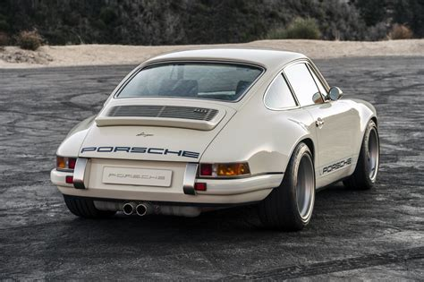 Porsche By Singer by Porsche 911 Reimagined By Singer To Be Showcased At 2016