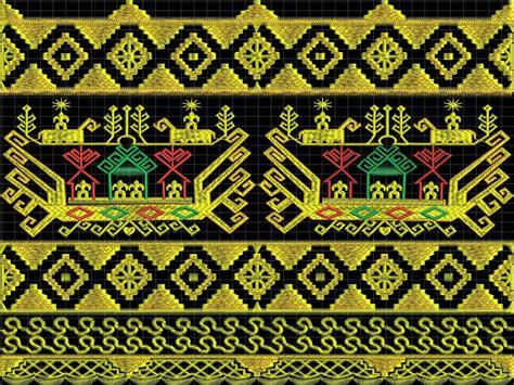 Tapis Motif Perahu yuk kenali 10 kain tradisional indonesia klikhotel