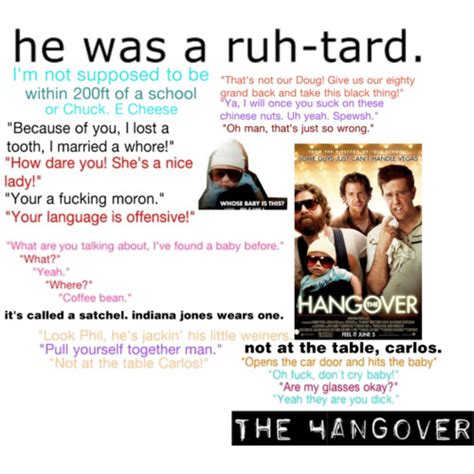 film hangover quotes hangover 3 movie quotes quotesgram