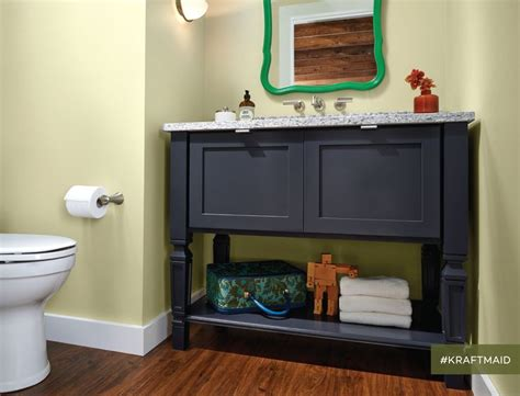 Bathroom Vanities That Look Like Furniture 19 Best Images About The Kraftmaid Bath On Traditional Trays And Photo Galleries