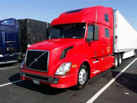 volvo class 8 trucks for sale volvo vnl 780 2011 sleeper semi trucks