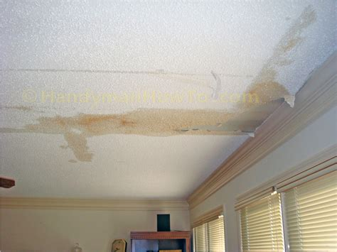 What To Do When Your Ceiling is Leaking   Waterview