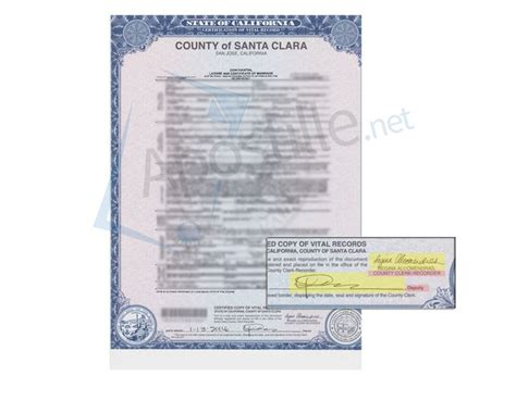 Santa Clara Marriage Records 71 Best State Of California Sle Apostille Images On