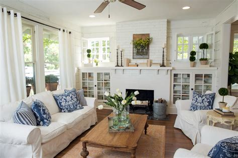 fixer upper decor fixer upper makeover a style packed small space hgtv s