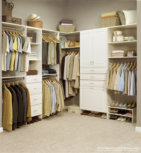 closet organizer closet solutions by affordable closet systems inc
