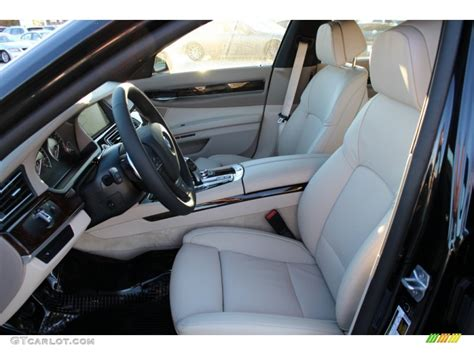 2013 Bmw 7 Series Interior by Oyster Interior 2013 Bmw 7 Series 740li Sedan Photo