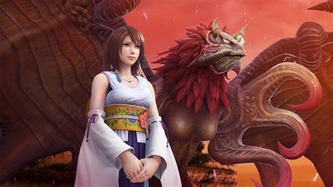 Anime beautiful fantasy in nice dress with animals   HD