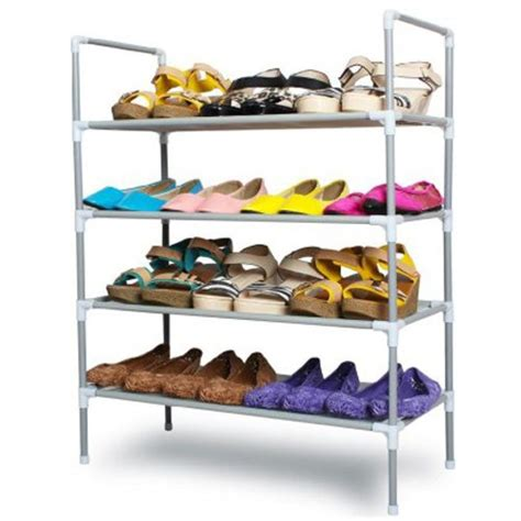 Put Your Shoes On The Rack by Shoe Rack With Creative Designs Resolve40