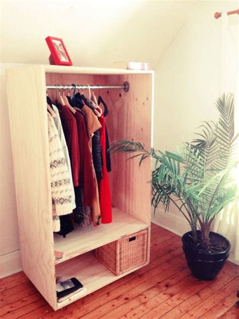 Make Free Standing Closet by Armoire Freestanding Closet Organizer Models