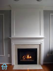 Adding A Fireplace Remodelando La Casa Adding Visual Interest And Height To