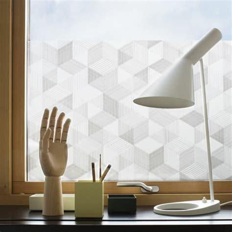 Fenster Sichtschutz Selbstklebend selbstklebende fenster sichtschutzfolie schicke fensterdeko