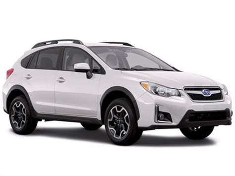 subaru suv 2016 crosstrek 2016 subaru crosstrek pricing ratings reviews