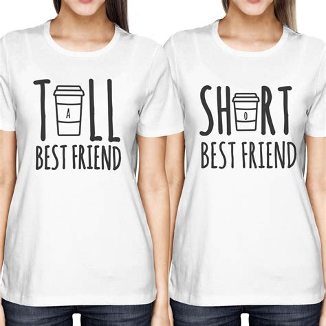Matching Shirt best friend and matching tshirt bff shirt