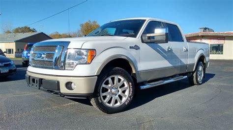 2009 ford f150 king ranch 2009 ford f 150 4x4 king ranch 4dr supercrew styleside 6 5