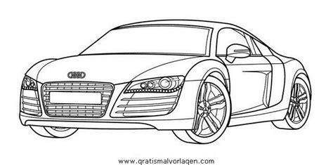 Geschenke Für Architekten by Auto Ausmalbilder Audi Malvorlagen F 252 R Senioren