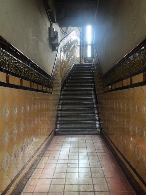 tenement tiles  twitter tenement glasgow architecture