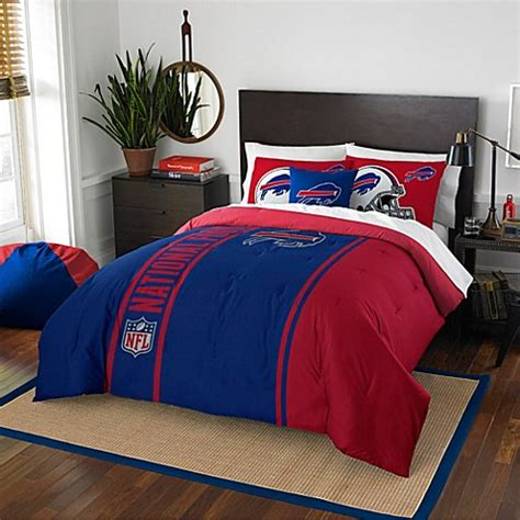buffalo bills comforter nfl buffalo bills bedding bed bath beyond