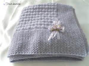 comment tricoter une couverture de bebe nos conseils