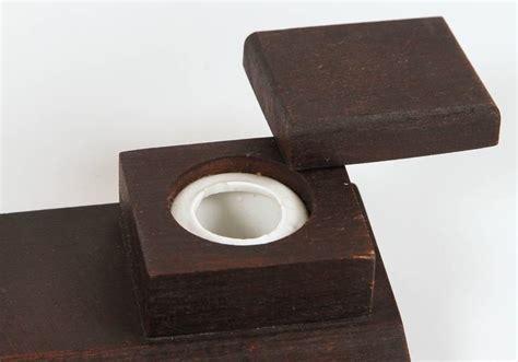 owl desk accessories black forest wood owl desk set for sale at 1stdibs