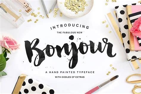 design font brush the most popular and best brush script fonts