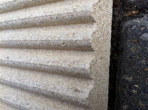 4 x fluted effect inglenook vermiculite boards 25mm