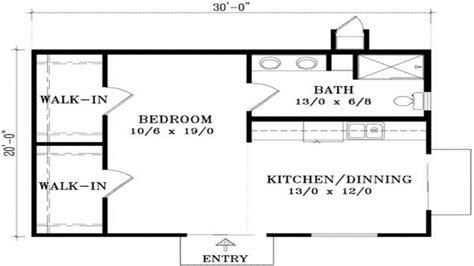 600 square feet house