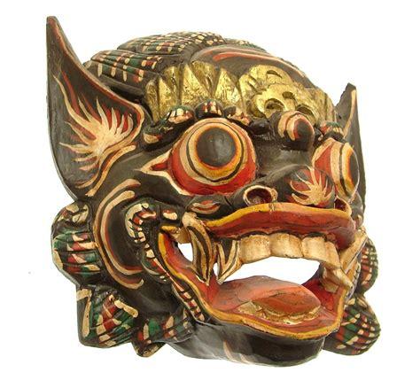 Masker Indo kumba karna mask bali indonesia wayang wong drama candles