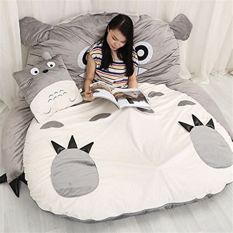 Totoro Sofa Bed by Best Anime Bedding Sets For