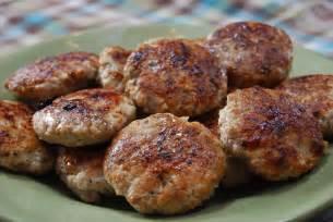 Cream Cottage Kitchen - breakfast sausage birch community services