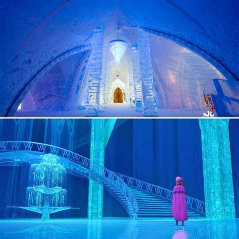 frozen film location real life locations that inspired disney movie locations