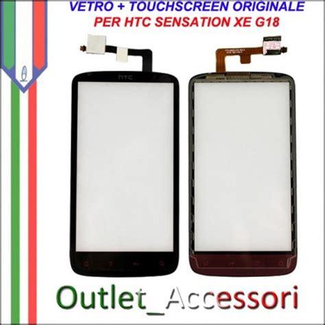 Touchscreen Htc Sensation Xe G18 vetro touch touchscreen digitizer ricambio originale per