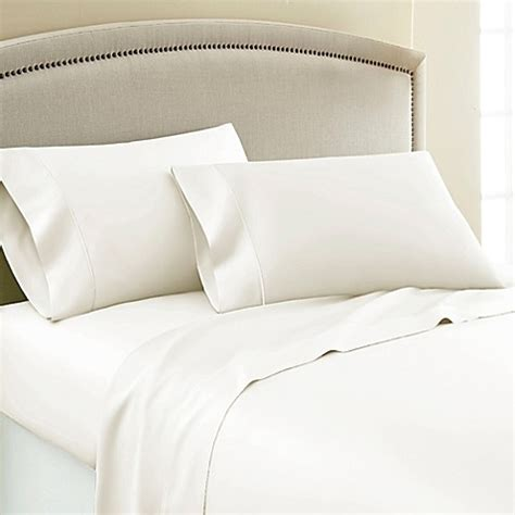 percale bed sheets buy laundry by shelli segal 174 250 thread count soft wash