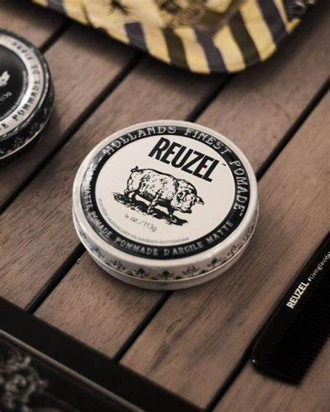 Jual Pomade Water Based Kaskus jual white reuzel clay matte pomade washable like water based pomade di lapak djakarta homme