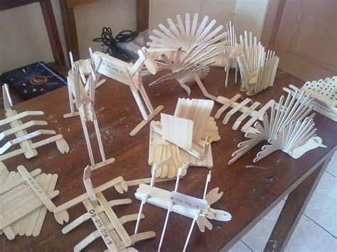 cara membuat kerajinan tangan lion dari stik gambar rumah adat dari kardus house q
