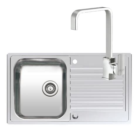 Reginox Kitchen Sink Reginox Elite Centurio R10 Kitchen Sink With Astoria Tap Kitchen Sinks