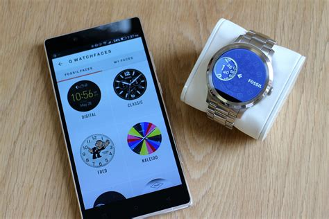 Smartwatch Fossil Q Founder 1 fossil q founder review digital trends