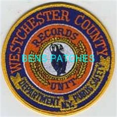 Westchester County Records Ben S Patch Collection