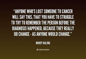 quotes about love and cancer quotesgram