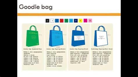 Souvenir Tote Lunch Bagtas Anak 085227777030 telkomsel jual tas souvenir jual goodie bag jual tote bag custom
