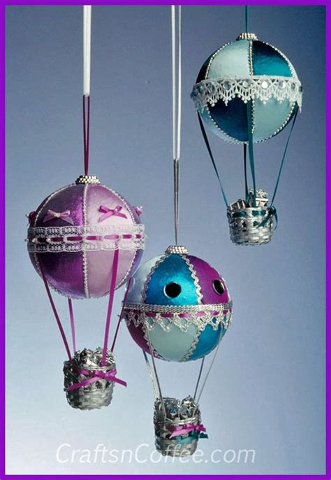 Handmade Air Balloon - air balloon air balloon and ornaments on