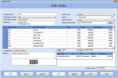 Barcode Billing Software Free Download Full Version | barcode enabled accounting software shareware version 3 0