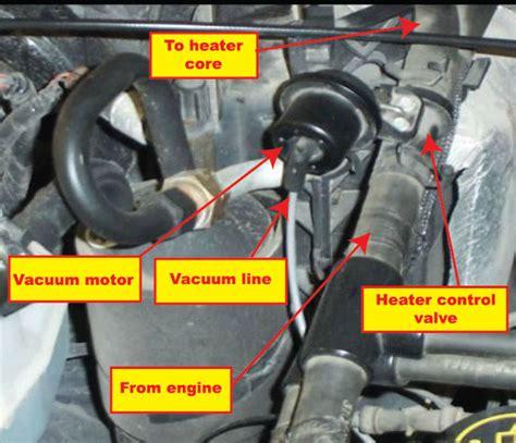 diagnose  heater control valve ricks  auto repair advice ricks  auto repair advice