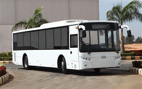 volvo group introduces ud buses  india team bhp