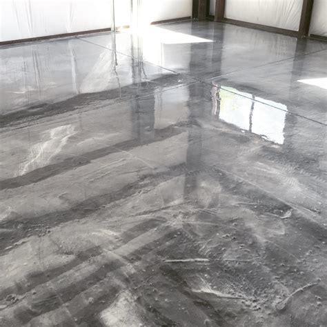 Epoxy Metallic Flooring Systems   Seal Krete High